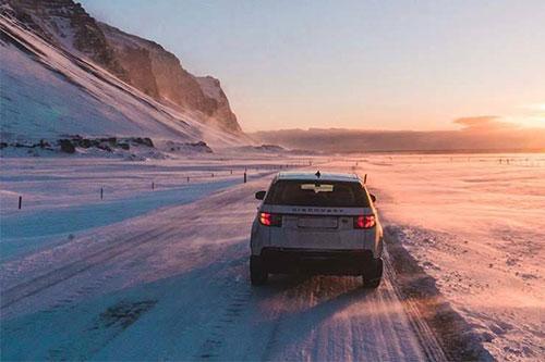 ICELAND ON  SELF DRIVE